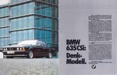 Cosillas de BMWs clásicos. Werbung009