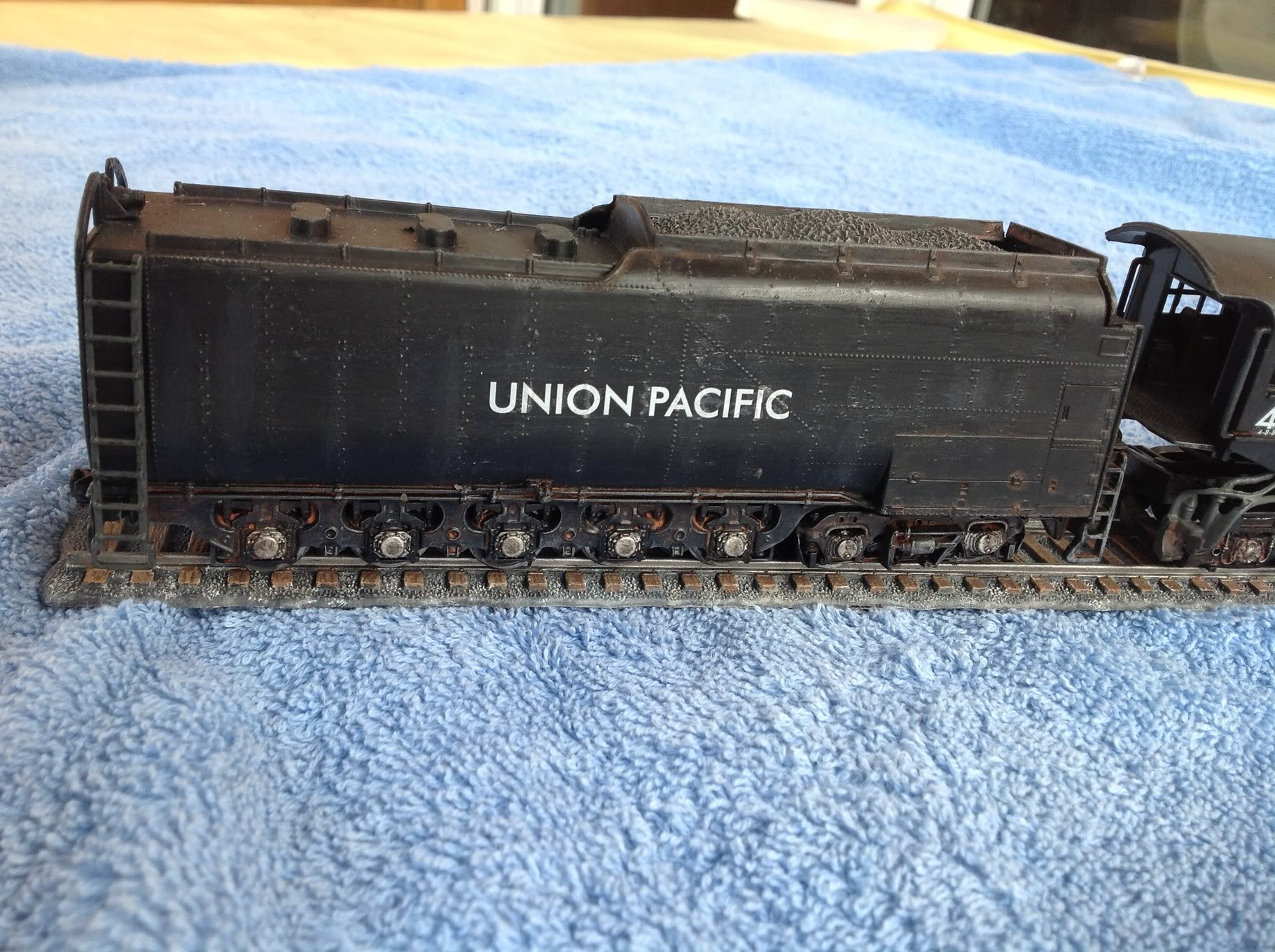 BIG BOY Locomotive  1/87 Revell 021-6