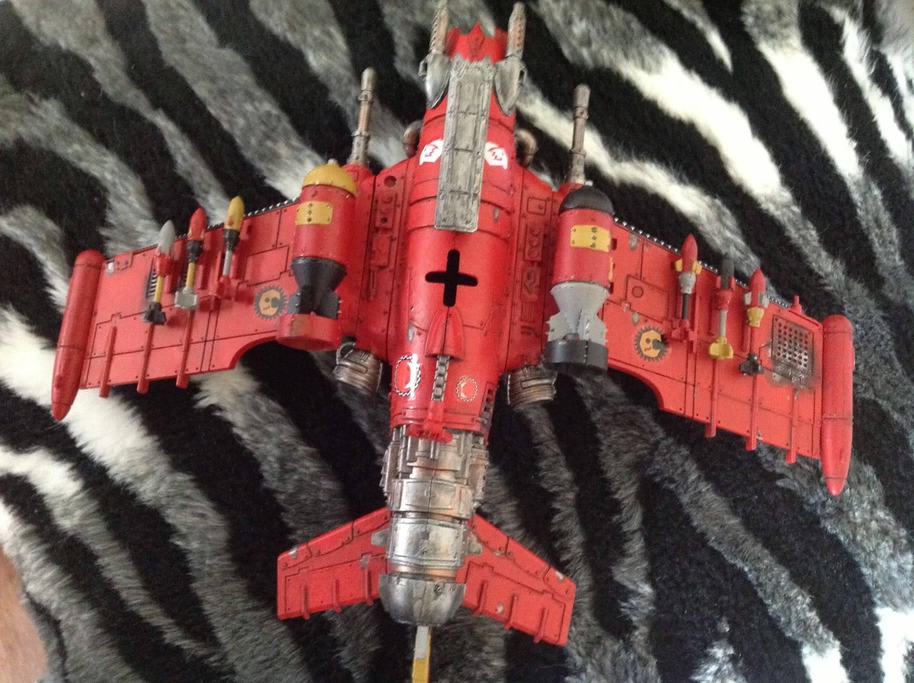 ORK BOMMER 135