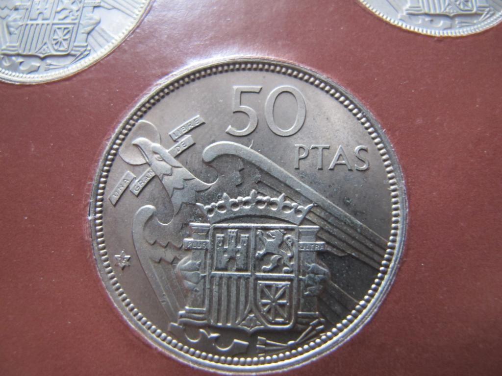 50 pesetas 1957 *75. Estado español. PROOF. IMG_0378_zps8c1d8bfd