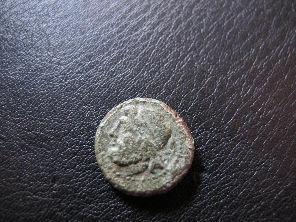 AE 15 de Sicilia. Siracusa. Tridente de Poseidón. IMG_0653_zps1uvkalsx