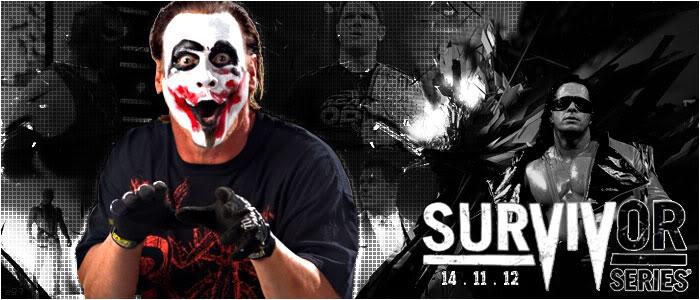 Survivor Séries 2012! Sseries12