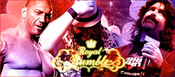 Résultats du Royal Rumble 2013 Batistavswyattvsfoleyrr13