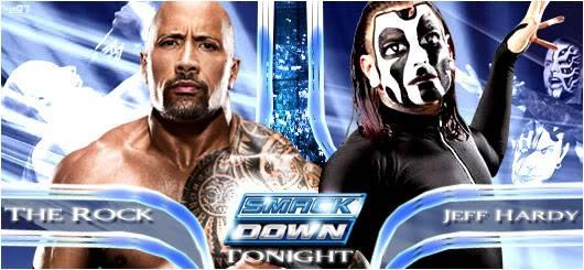Saturday Night SmackDown! Imapact 15/12/12 Rockvsjeff1