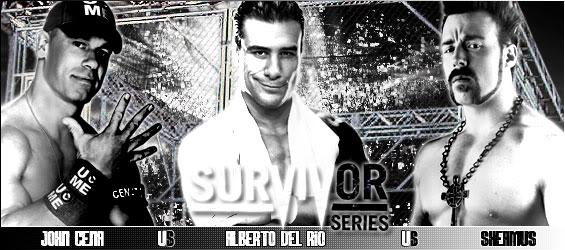 Survivor Séries 2012! Cenaadrsheamusss12