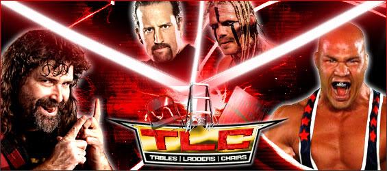 Carte du WEW TLC 2012.  Ravenvsfoleyvsdreamervsangl