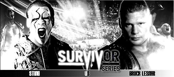Survivor Séries 2012! Stinglesnarss12
