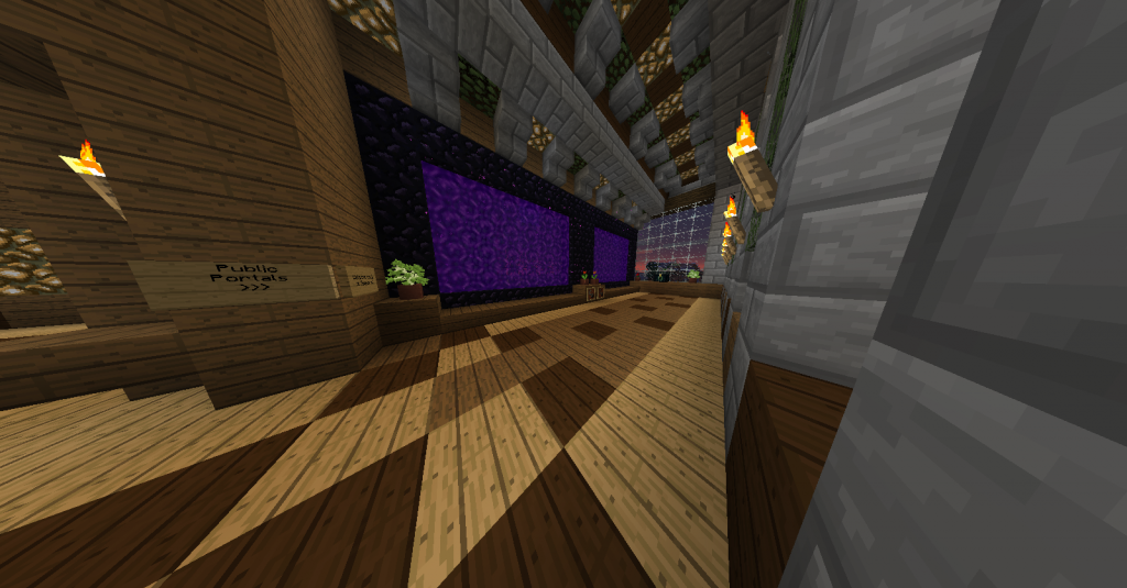 A glimpse at the beautiful FoxCraft Server 2014-02-20_195626