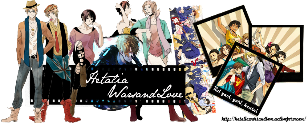 Hetalia Wars and Love