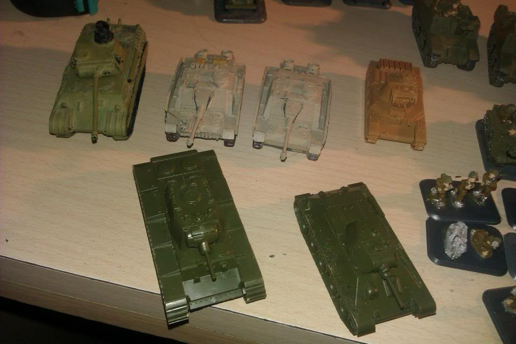 My little tankies. IMAG0464