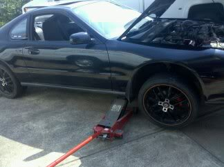 1996 Prelude Si h22a4 swap and cosmetic upgrades. 1314558093328