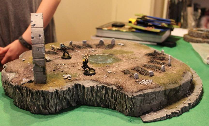 Terrain from the Bloody Claw Final10