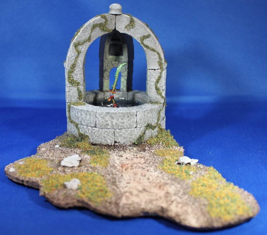 Terrain from the Bloody Claw Complete12yes