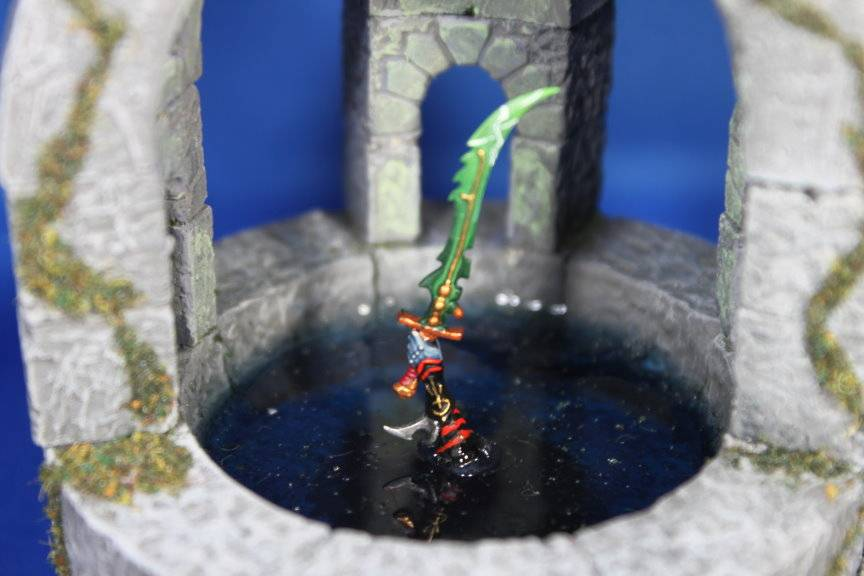 Terrain from the Bloody Claw Complete4withreflection