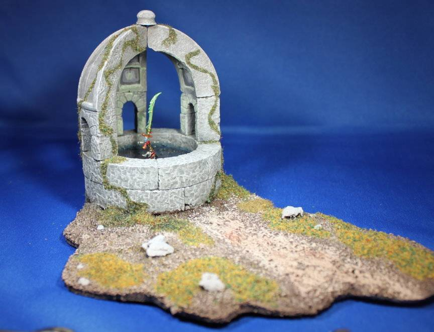Terrain from the Bloody Claw Complete9yes