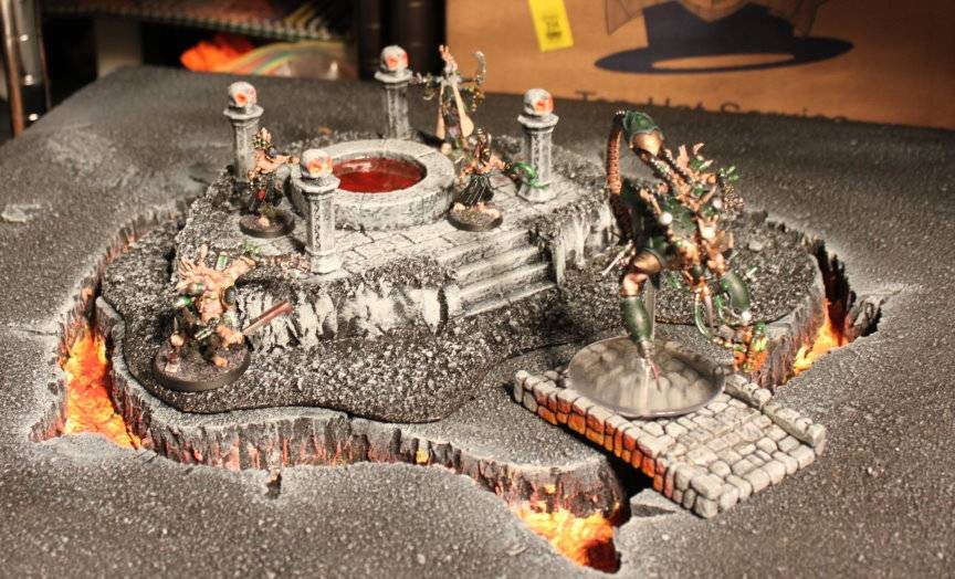 Terrain from the Bloody Claw - Page 2 Finished10