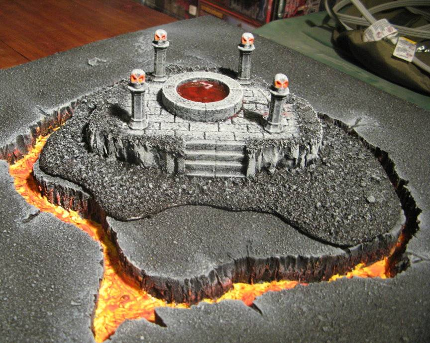 Terrain from the Bloody Claw - Page 2 Finished2-2