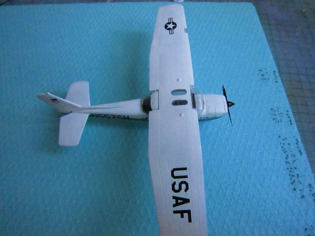 cessna T-51A USAF - PIPER PA-28 CHEROKEE - Hughes 500d CHP 1/48 IMG_0263_zps9f14db70