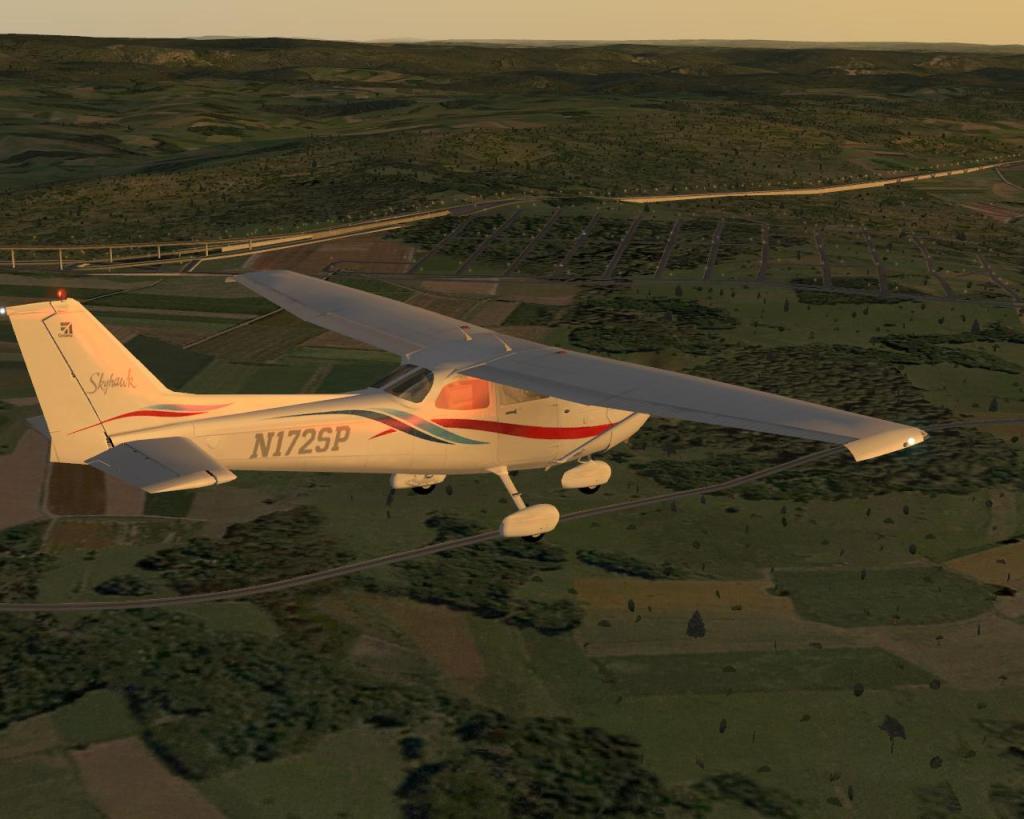 Itu - Sorocaba -Itu X-plane-10 X-Plane2012-09-2917-19-06-33