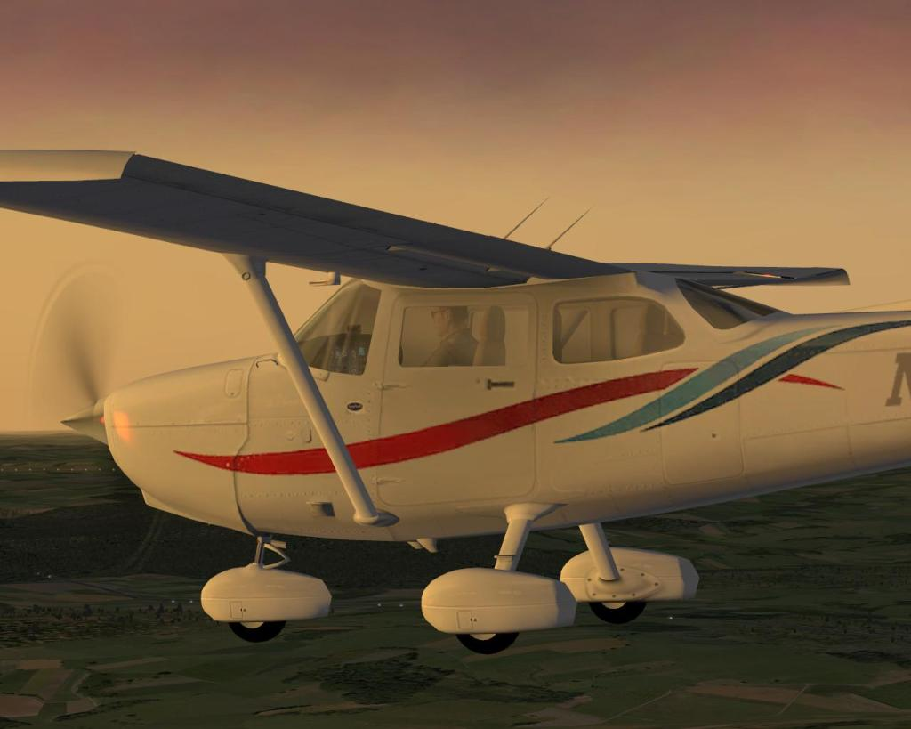 Itu - Sorocaba -Itu X-plane-10 X-Plane2012-09-2917-28-07-03