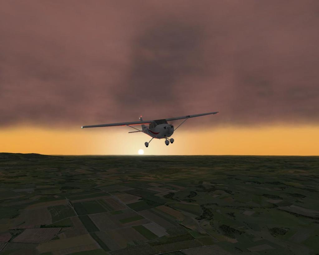 Itu - Sorocaba -Itu X-plane-10 X-Plane2012-09-2917-29-06-08