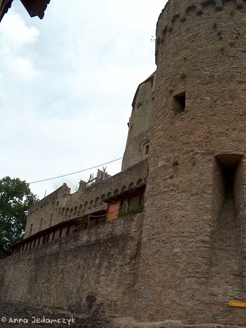 Burg Guttenberg und die Greifvogelwarte K-HPIM6962