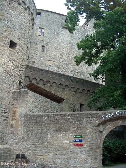 Burg Guttenberg und die Greifvogelwarte K-HPIM6966
