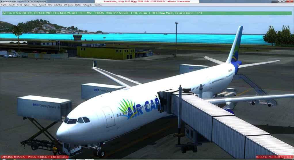 Air Caraibes 520 04a70683