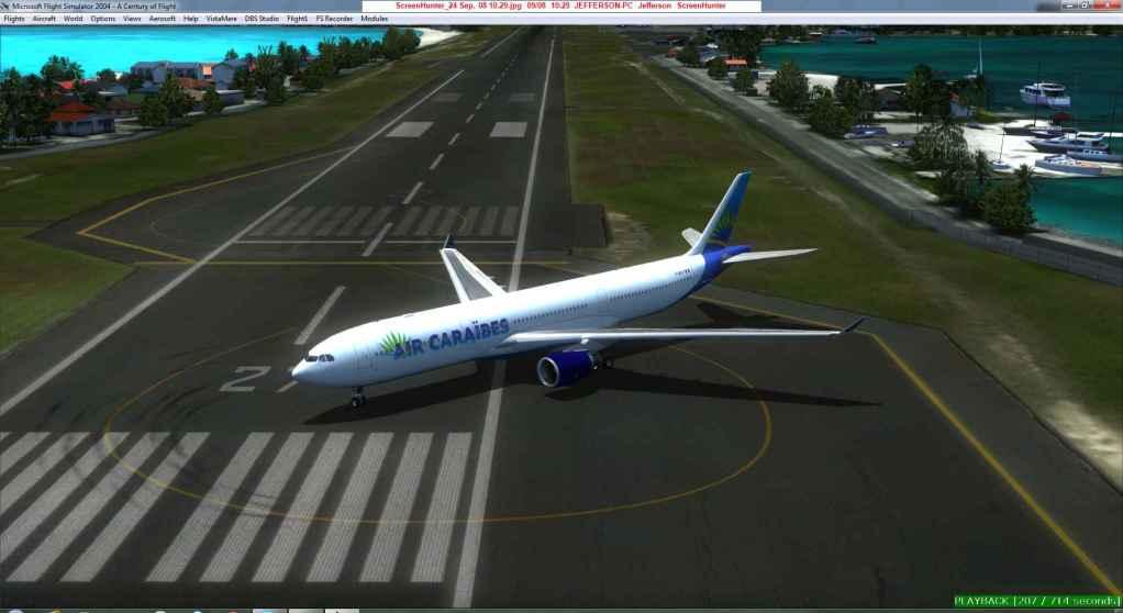 Air Caraibes 520 0e632918