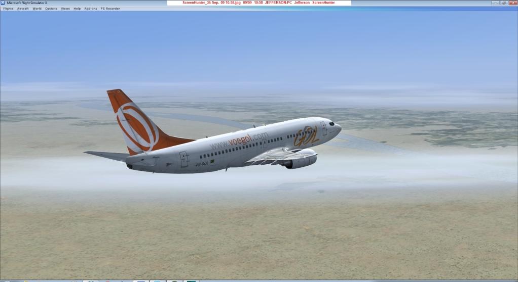 SBPL X SBRF com o 737-700 da GOL 5e27b289
