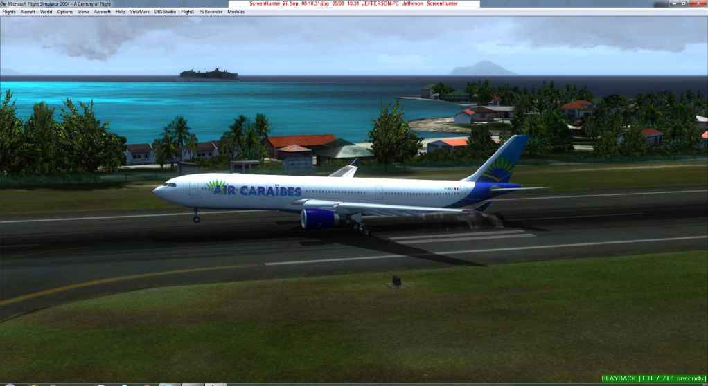 Air Caraibes 520 5fadd5f6