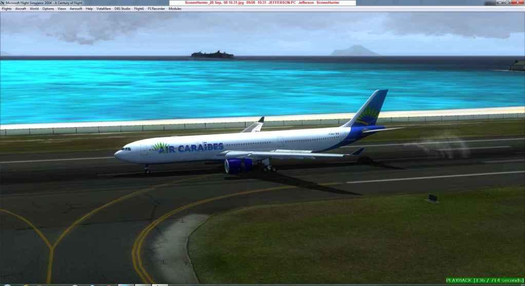 Air Caraibes 520 8528b419