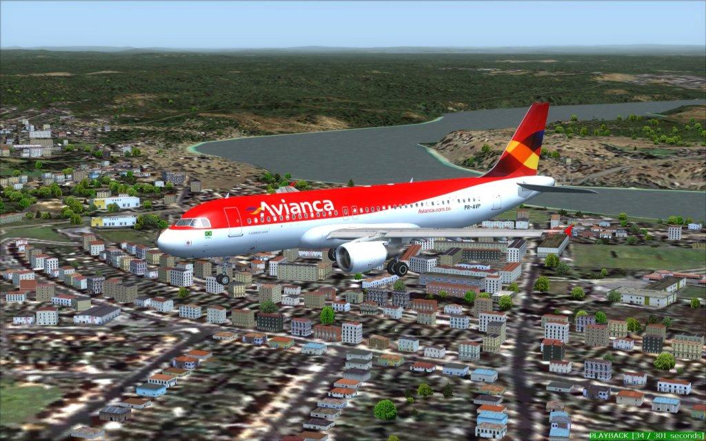 SBGR X SBRF Avianca Brasil A320 ScreenHunter_20Mar132138_zps86e3e869