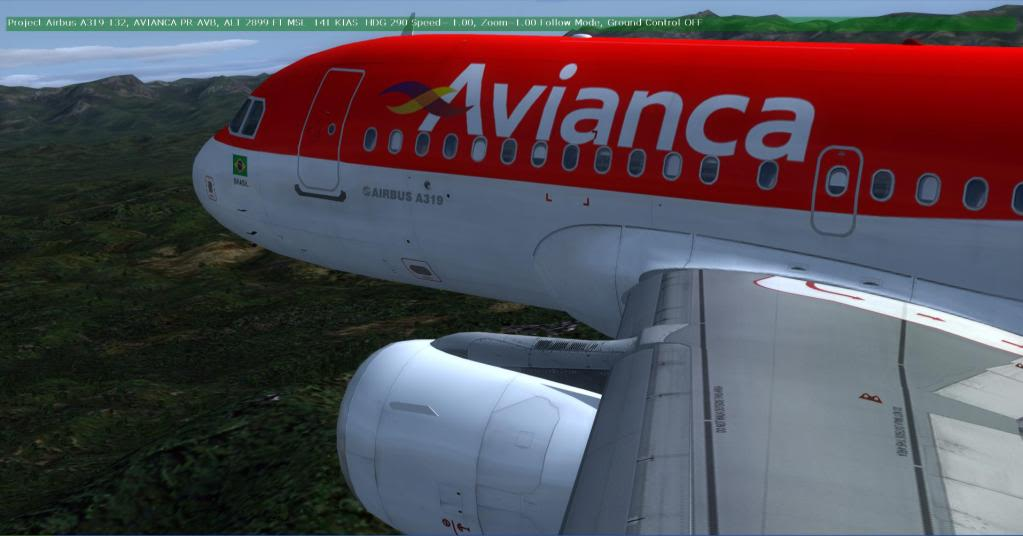 SBSV X SBGL nas asas da avianca Brasil ScreenHunter_12Oct171102_zps27a6dc12