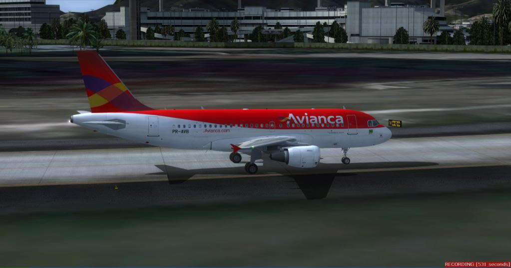 SBSV X SBGL nas asas da avianca Brasil ScreenHunter_12Oct171121_zps94747b93