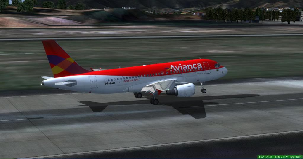 SBSV X SBGL nas asas da avianca Brasil ScreenHunter_16Oct171131_zps490bef0c