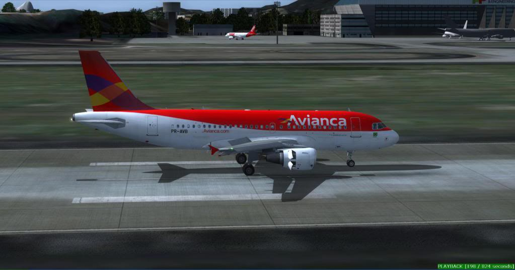 SBSV X SBGL nas asas da avianca Brasil ScreenHunter_18Oct171131_zps795b12b1