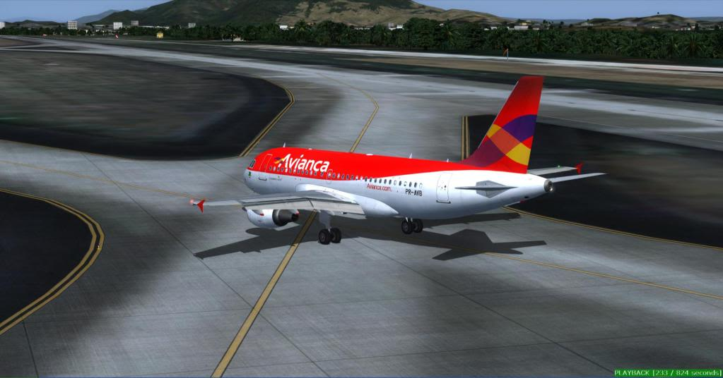 SBSV X SBGL nas asas da avianca Brasil ScreenHunter_19Oct171131_zps4283a362