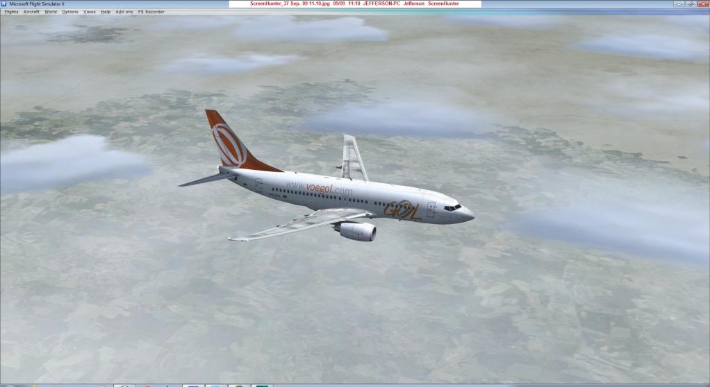 SBPL X SBRF com o 737-700 da GOL A2f724b2