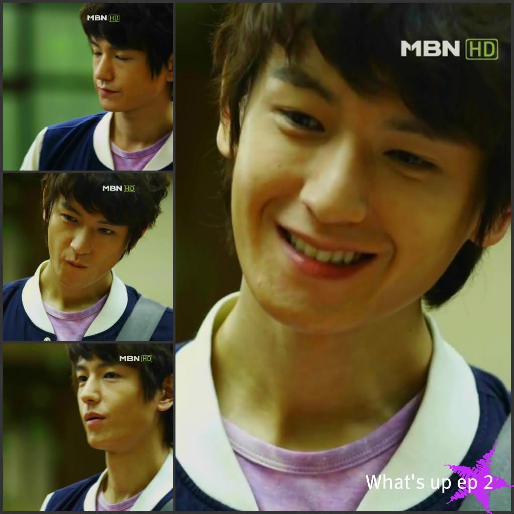 Jae Hun - What's up ep 02 [ Screen cap]   Picnikcollage1