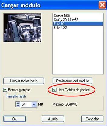 Tablebases Nalimov/Endgame Turbo 3 Tablebases03