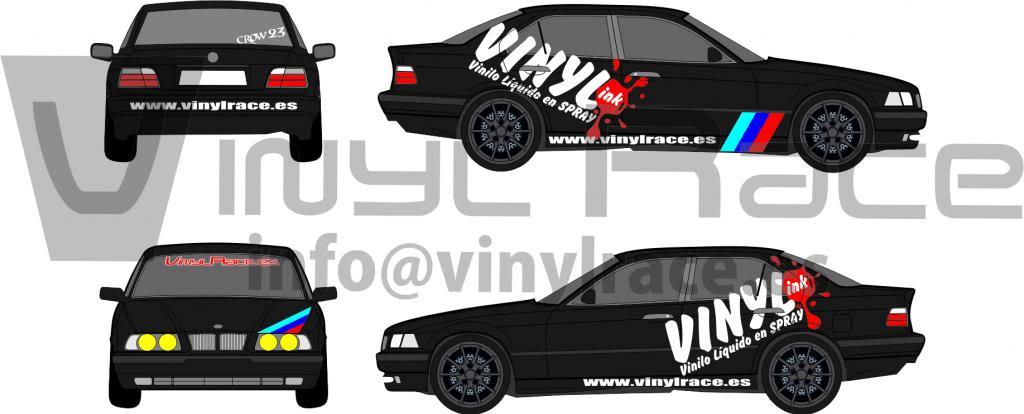 Vehículos a gusto del consumidor BMWJuanVinylRace_zps96e92916
