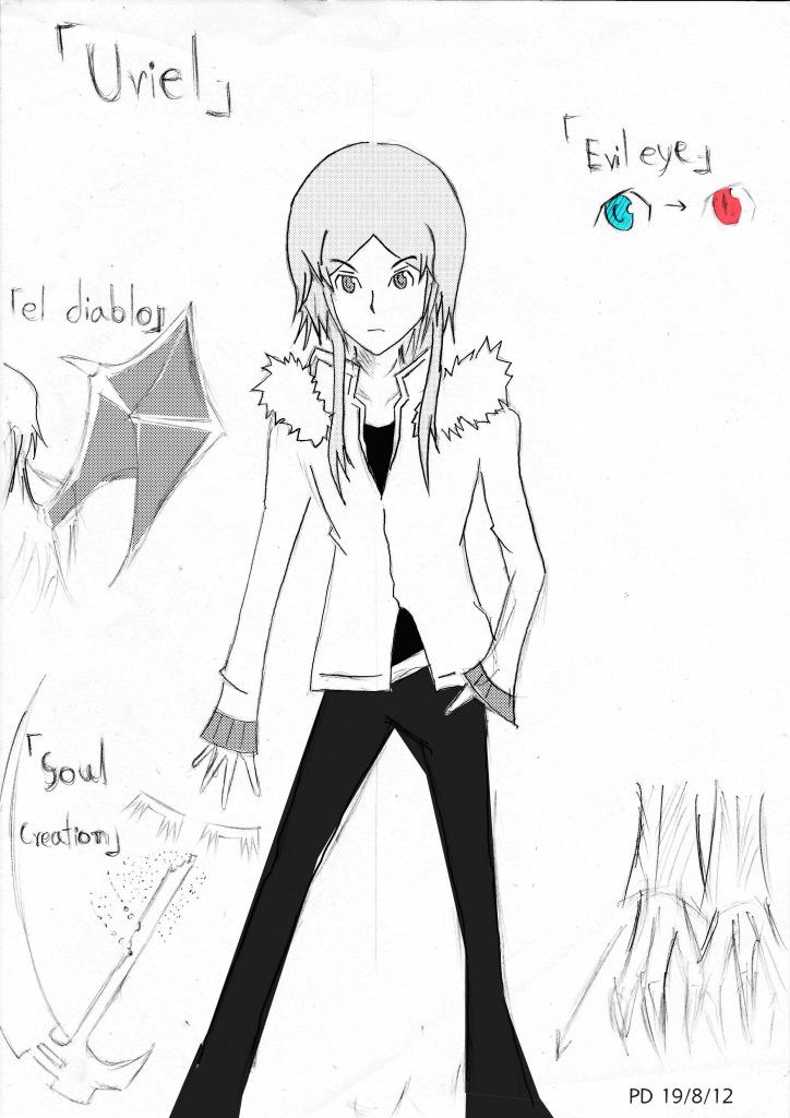[นอกรอบ] Uriel Vs Yutsugi Urielcopy