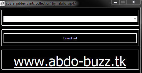 [NEW]Cobra jabber clients collections ALL IN 1 SOFT by  abdo_vip47[NEW] 4ec1780d0ffe272025d8e184a7700552