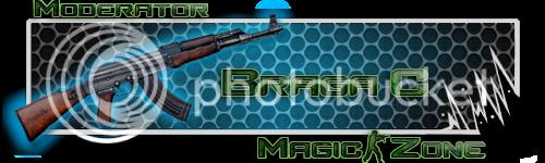 Tactical M16A4 On MW2 DMG Animations Braga-C