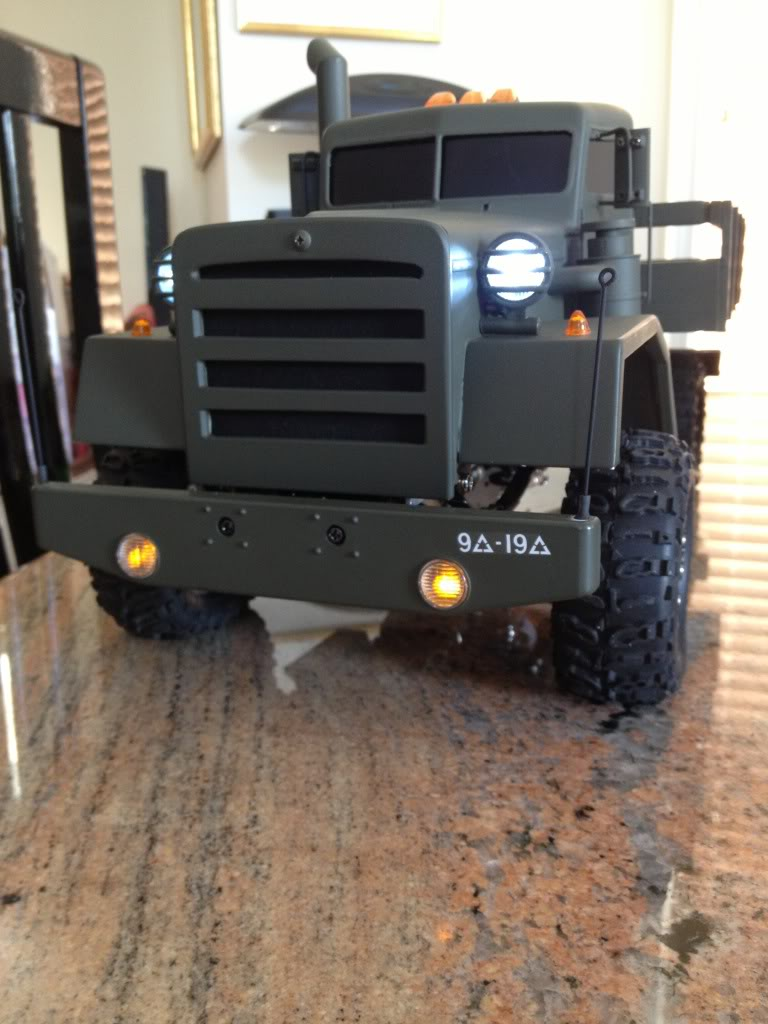 ARMY TRUCK Null-33