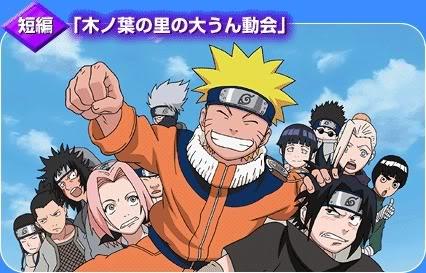 Galeria Naruto Todos