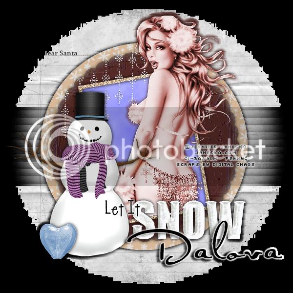 ~*~*~ Dalova ~*~*~ 12-19-12_TD_LetItSnow_Dalova