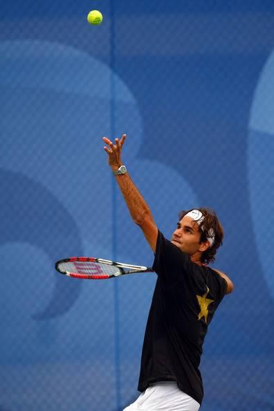 Roger Federer y los JJOO Roger198