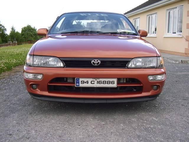 Corolla Si STA43042